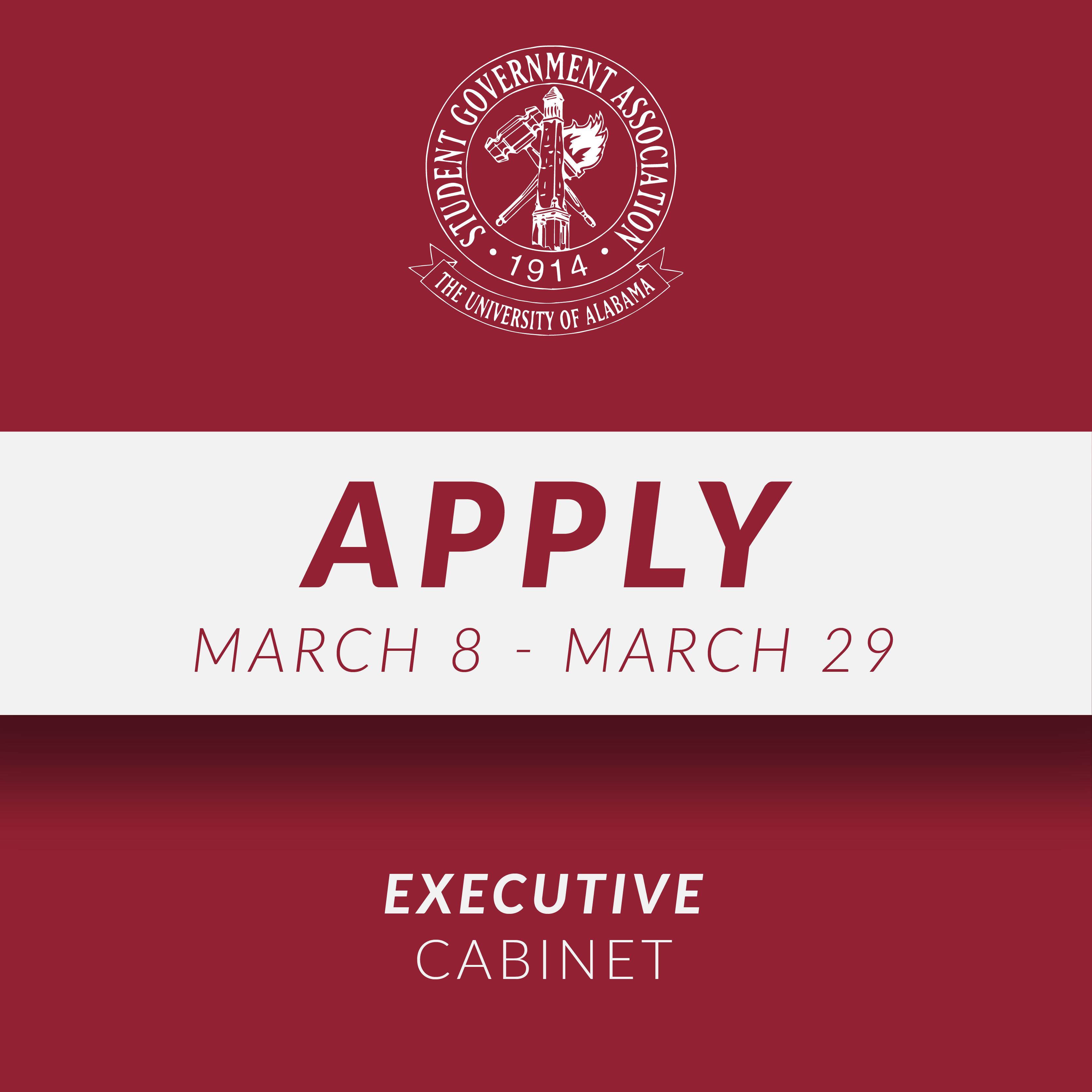 Executive Cabinet Application