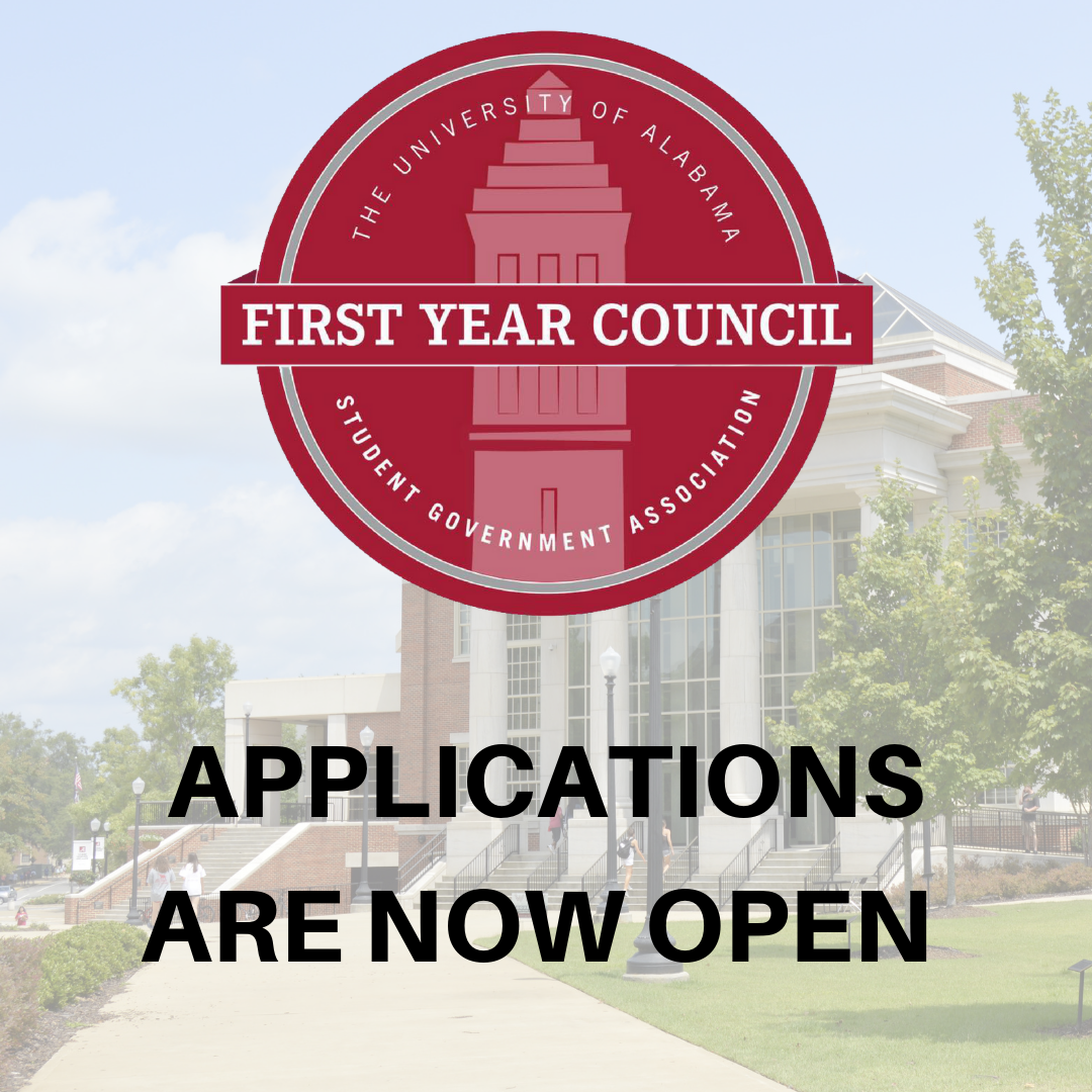 First Year Council Application