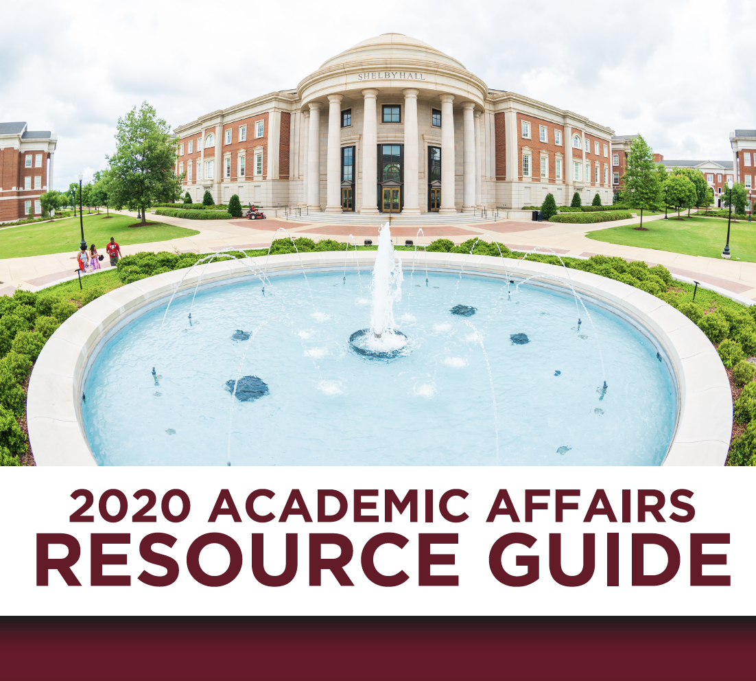 2020 Academic Resource Guide